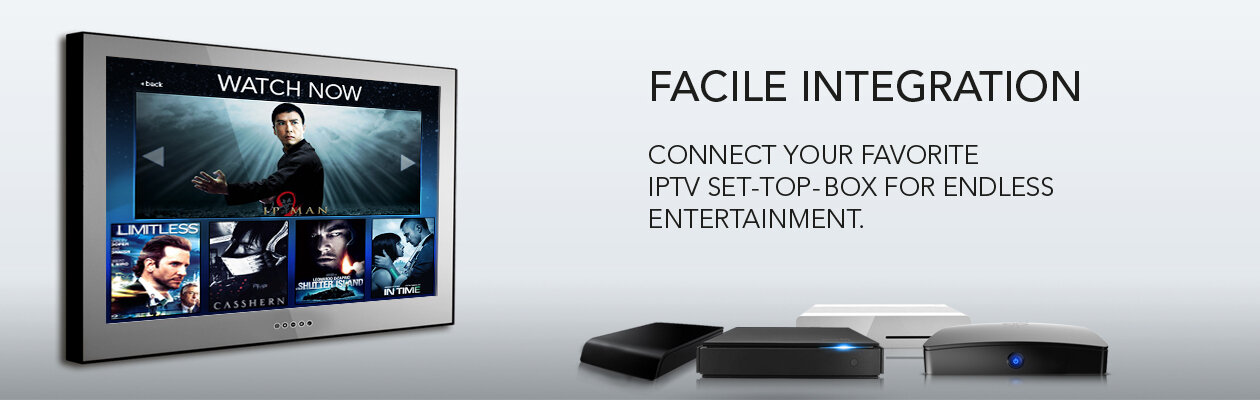 IPTV entertainment